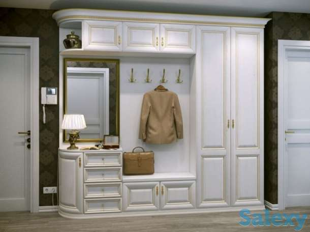 Шкафы купе в классическом стиле, фотография 8