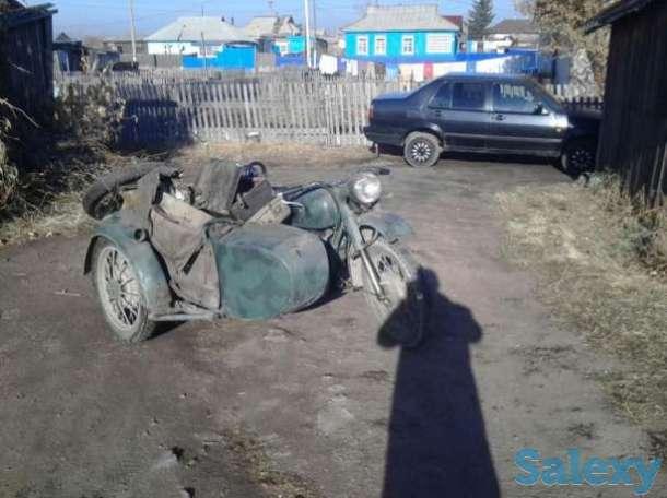 Продам мотоцикл УРАЛ М-72М, фотография 1