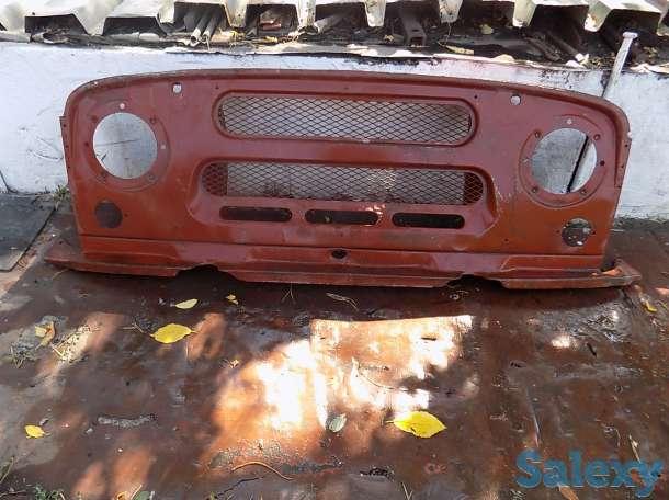 передняя панель УАЗ 469 (морда), фотография 1