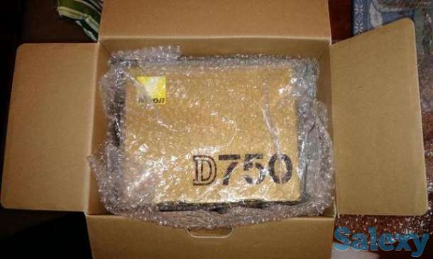 Nikon D750 DSLR Camera ..$1350 USD, фотография 1