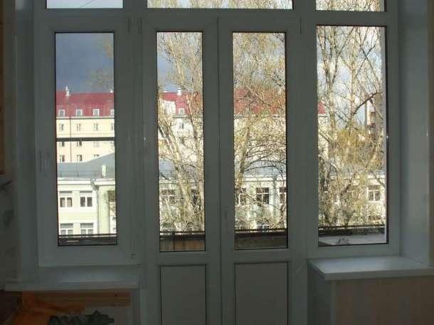 Изготовления окон, балконов, дверей, витражей, фотография 5
