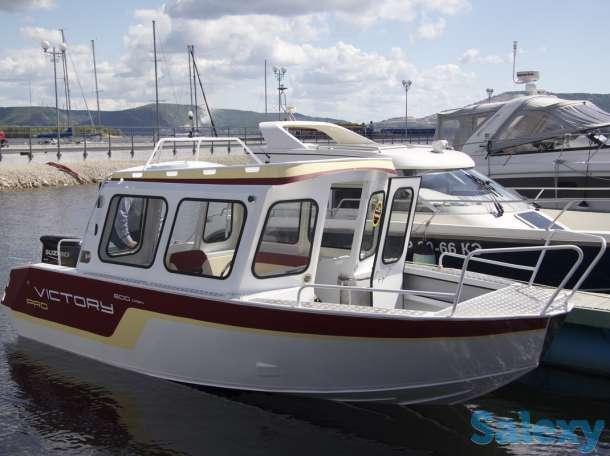 Купить катер (лодку) Victory 630 Cabin Pro, фотография 3