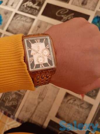 Продам позолоченные часы Romanson, фотография 3