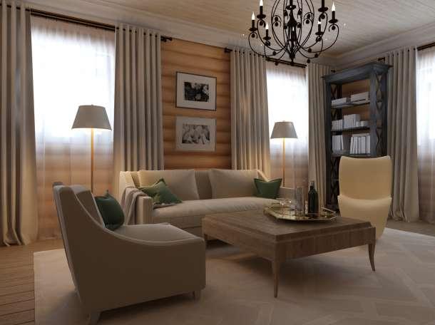 Дизайн интерьера, фотография 7