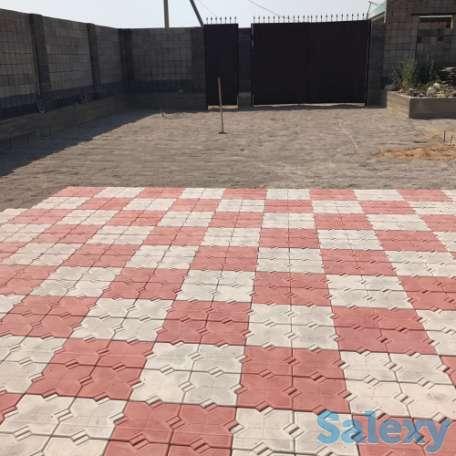 Тротуарная плитка, фотография 1