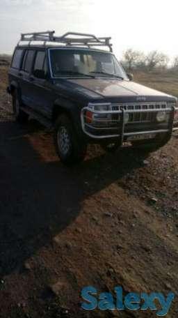 Продаёться внедорожник джип чероки 1993года выпуска двигатель 2.5 куба, фотография 1
