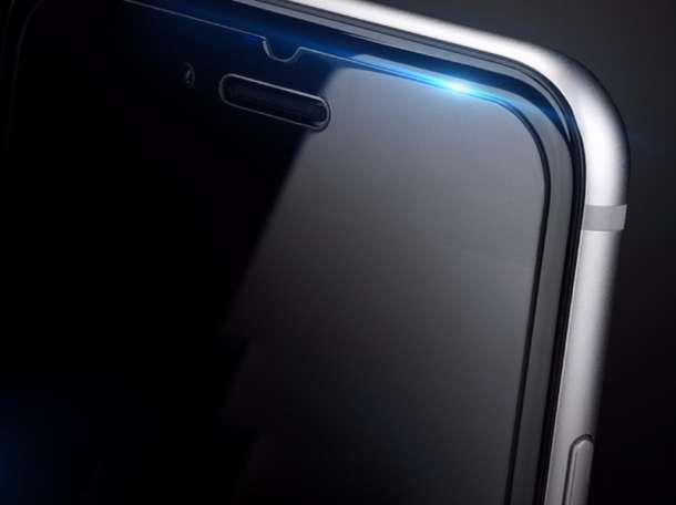Продам защитные закалённые, стекла для Apple IPhone 7 и IPhone 7 Plus., фотография 2