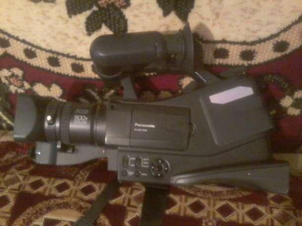 продам видео камера Панасоник 10000mdh, cony hdv 1080, фотография 1