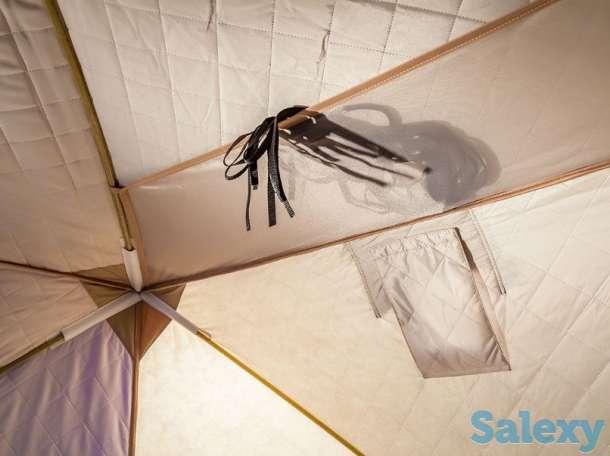 Палатка Polar Bird для Зимней Рыбалки 2 3Т 4Т Long, фотография 6