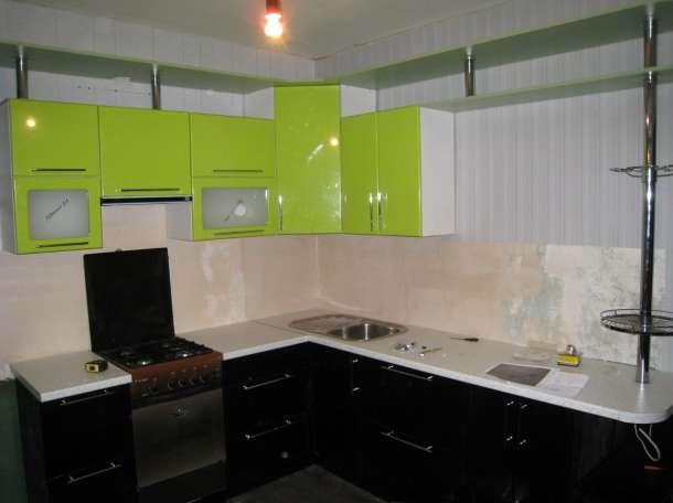 Кухонные гарнитуры на заказ, фотография 3