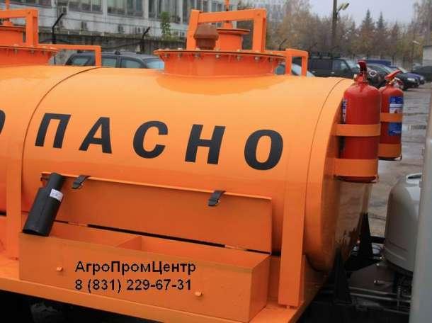 Бензовоз АТЗ на базе УАЗ на 1500 литров, фотография 3