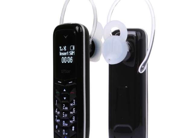 Микро телефон GTStar BM50  - маленький мини мобильный телефон с bluetooth гарнитурой, фотография 2
