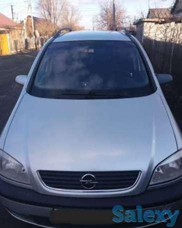 Продам Opel Zafira 2002 года, фотография 1