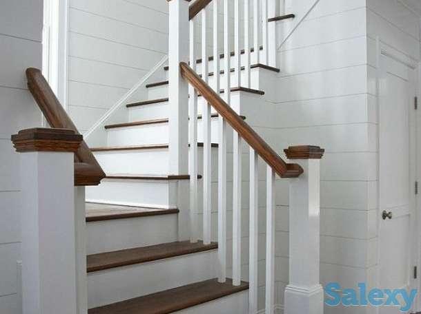 Изготовление и реставрация деревянных лестниц,дверей.