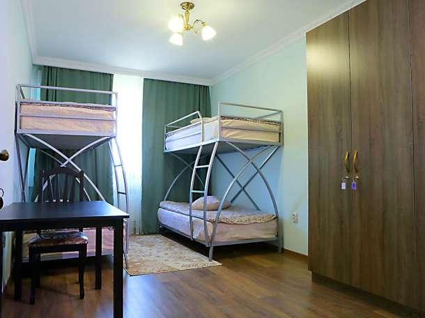 Сдаются комнаты посуточно (Хостел), мкр. Мамыр-1, дом. 21/2, фотография 8