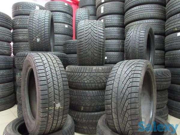 Легковые,легкогрузовые и грузовые б/у шины ОПТОМ из Германии, фотография 1