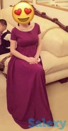 Продам вечернее платье для беременяшки!, фотография 1