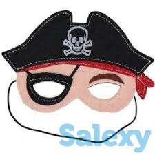 шью маски  из фетра для утренников детям, фотография 6