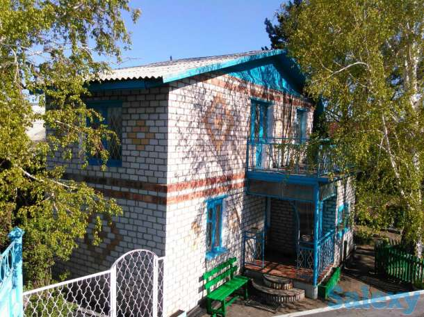 Благоустроенный дом, Казахстанская, фотография 1