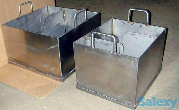 Емкости для питьевой воды из нержавеющей стали, фотография 2