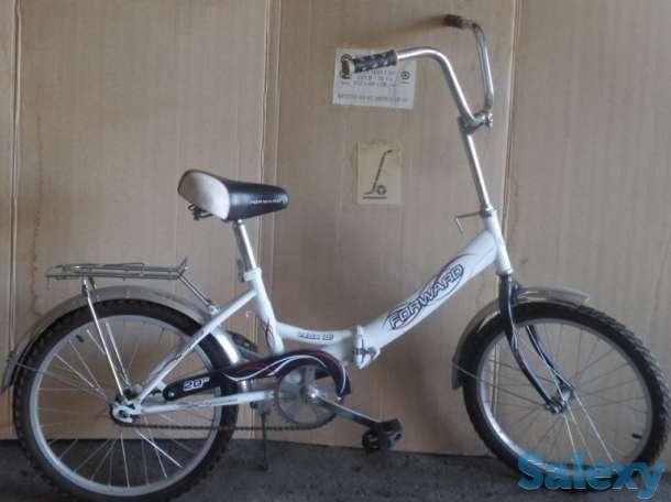 Складной велосипед Forward Vega 101, фотография 2