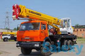 Аренда и услуги  автокрана   в Талдыкоргане, фотография 1