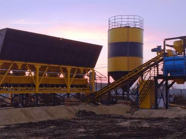 Бетонный завод FERRUM MIX 60ST, фотография 2