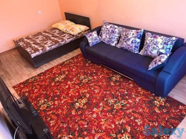 1 комнатная квартира, почасовой, посуточно, фотография 1