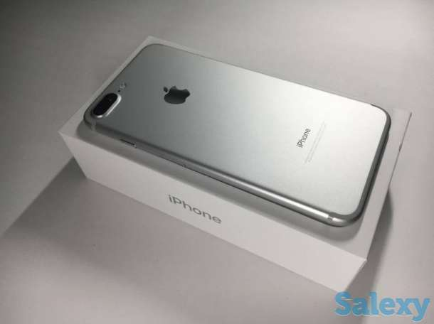 Apple iphone 7 plus 128gb And Samsung galaxy s8 Edge 128gb, Black, фотография 2