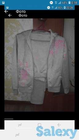 1500 тг.Срочно продам спортивный костюм для девчонок.Без изъянов., фотография 1
