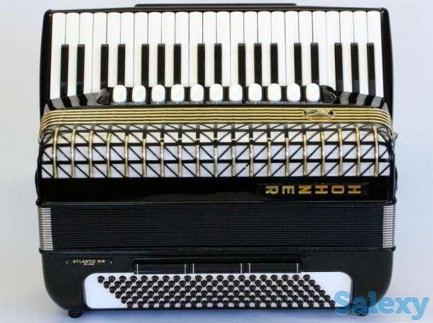 Немецкий аккордеон Люкс от мастера, фотография 2