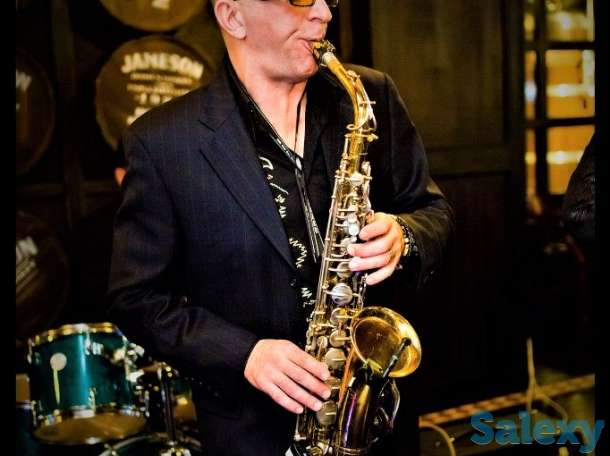 Саксофонист-Артист, фотография 1
