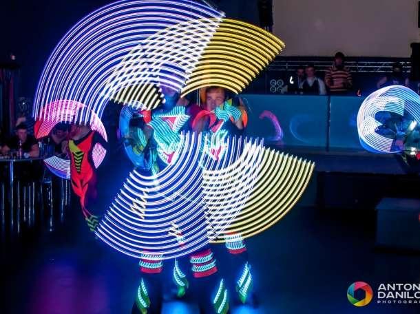 Лазерное шоу, фотография 6