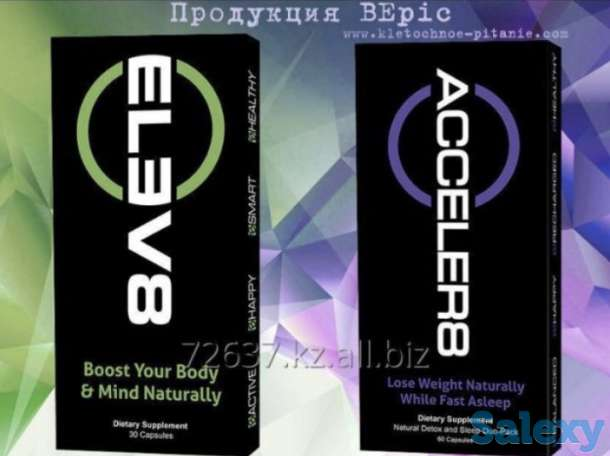 Витамины ELEV8 ACCELER8 GR8, фотография 1