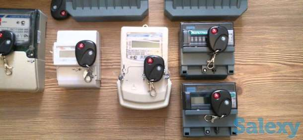 Электросчетчики с пультом