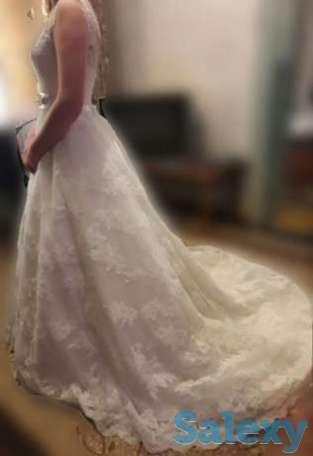 Срочно продам свадебное платье. Можно на прокат, фотография 1