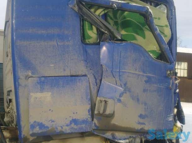 Кузовной ремонт грузовиков Правка рам Ремонт стеклопластика, фотография 1