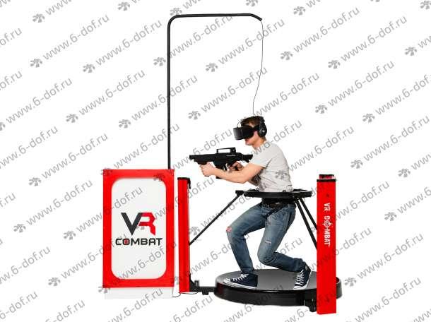 Новинка VR Combat с очками виртуальной реальности., фотография 3