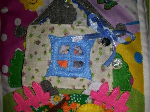 Шью на заказ развивающие книжки для детей от 6 мес до 8-ми лет. , фотография 6