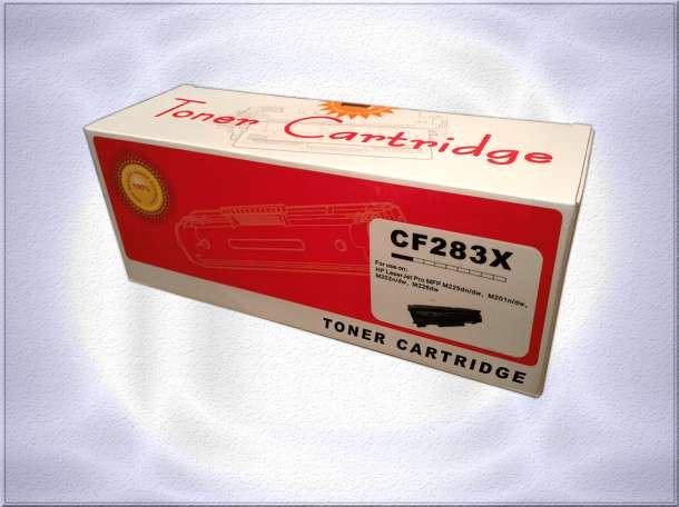 КартриджCF283X, фотография 3