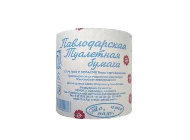 Павлодарская качественная туалетная бумага, фотография 1