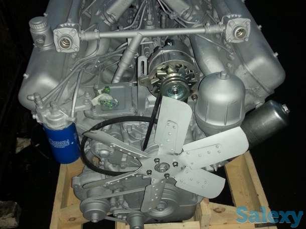 Двигатель ЯМЗ238М2, фотография 1