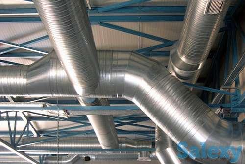 чистка вентиляции, фотография 1