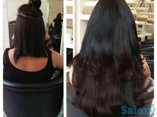Профессиональное наращивание волос.Гарантия качества 100%, фотография 3