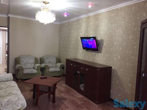 Сдача 2-х комнатной квартиры с видом на море в 1 мкр. посуточно, фотография 1
