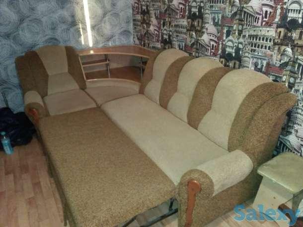 Срочно продам угловой диван-кровать, фотография 1