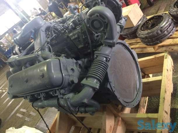 Двигатель ЯМЗ236_ЯМЗ238_ЯМЗ7511_ЯМЗ240, фотография 1