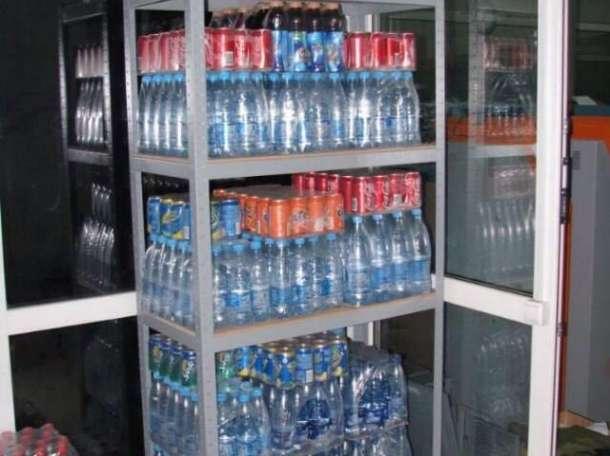 Стеллажи для магазинов, складов, фотография 8