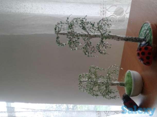 прдам бисерные березки, фотография 2