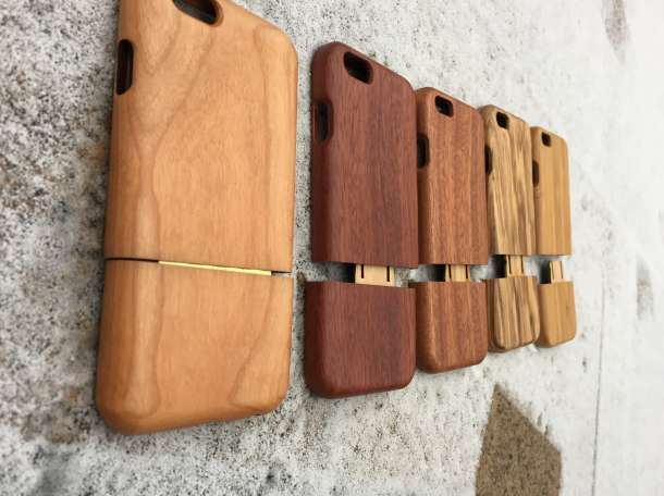 Чехлы для iPhone из дерева!, фотография 3